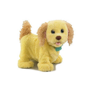 Photo of Fisher-Price - Puppy Grows & Knows Your Name - Retriever Toy