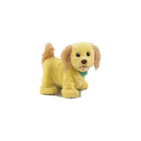 Fisher-Price - Puppy Grows & Knows Your Name - Retriever