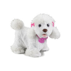 Photo of Fisher-Price - Puppy Grows & Knows Your Name - Poodle Toy