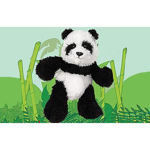 Photo of Webkins Plush Pets - Panda Toy