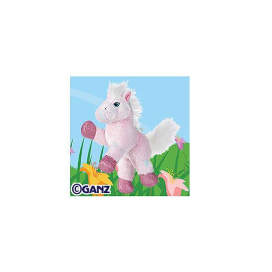Webkinz Plush Pets - Pink Pony