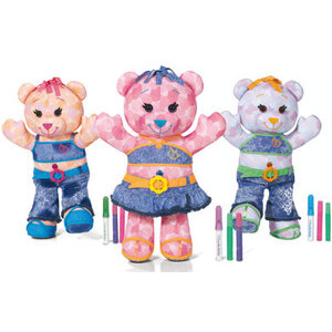 Photo of Doodle Bear - Design and Decorate Bear Toy
