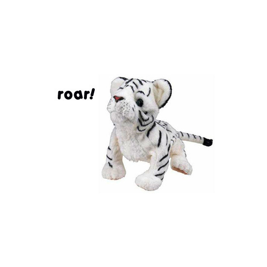 FurReal Friends - White Tiger