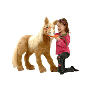 Photo of FurReal Butterscotch Pony Toy