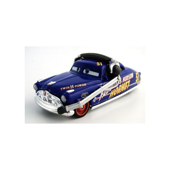 Disney Pixar Cars - Diecast - Hudson Hornet with Headset
