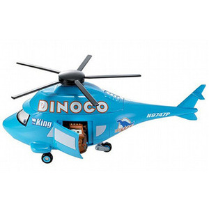 Photo of Disney Pixar Cars - Dinoco Helicopter Toy