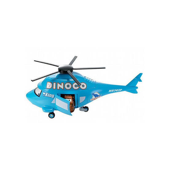 Disney Pixar Cars - Dinoco Helicopter