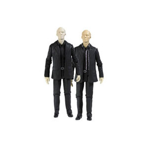 Photo of Doctor Who - Series 1 - Auton Twin Pack Toy