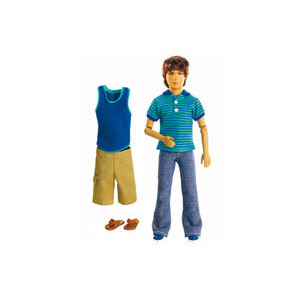 Photo of High School Musical Country Club Troy Doll Toy
