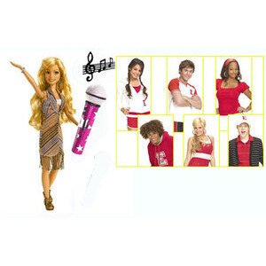 Photo of High School Musical 2 - Sing Together Sharpay Toy