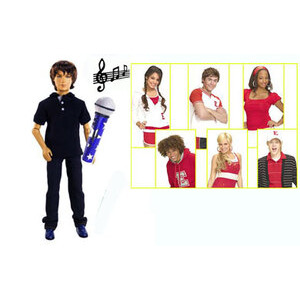 Photo of High School Musical 2 - Sing Together Troy Toy