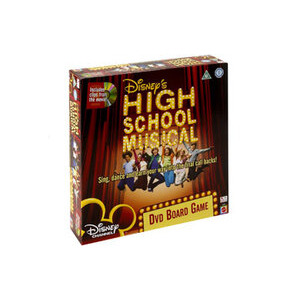 Photo of High School Musical DVD Board Game Board Games and Puzzle