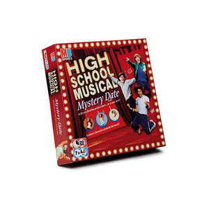 Photo of Disney's High School Musical - Mystery Date Game Toy