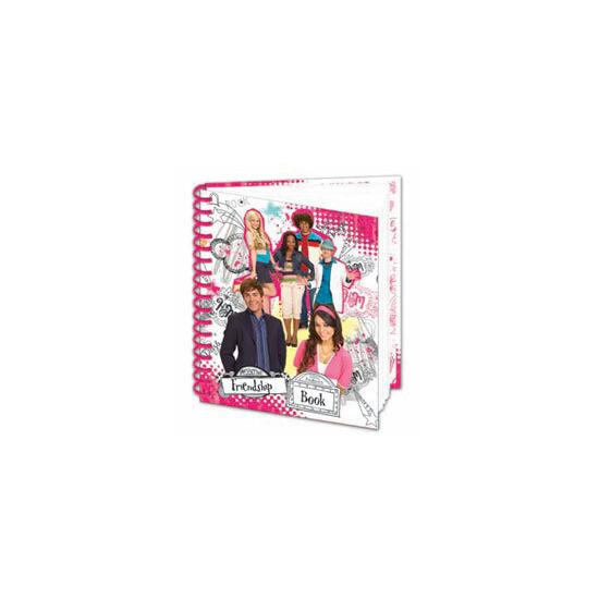 High School Musical - Friendship Book