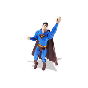 Photo of Superman Returns - Flight Force Superman Toy