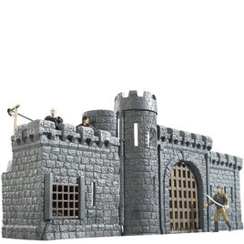 Robin Hood Deluxe Sheriff's Castle Playset & Figures Reviews