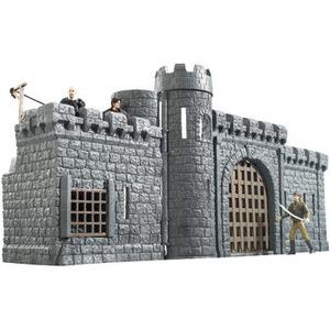 Photo of Robin Hood Deluxe Sheriff's Castle Playset & Figures Toy