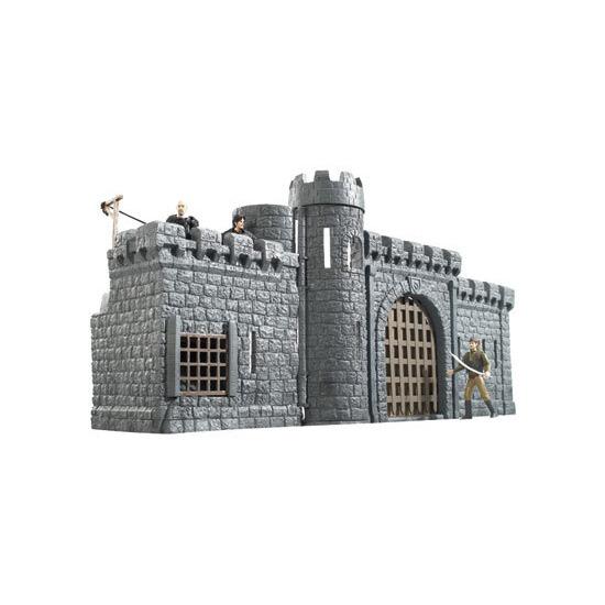 Robin Hood Deluxe Sheriff's Castle Playset & Figures