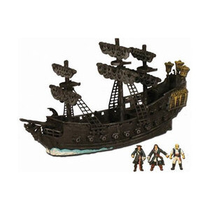 Photo of Pirates Of The Caribbean - Pirate Fleet Black Pearl Toy