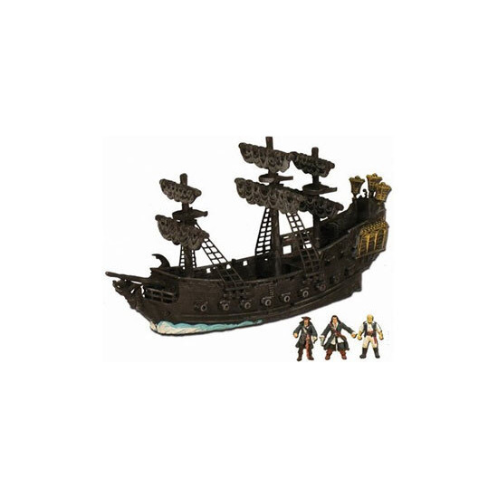 Pirates of the Caribbean - Pirate Fleet Black Pearl