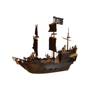 Photo of Pirates Of The Caribbean - Ultimate Black Pearl Pirate Ship Playset Toy