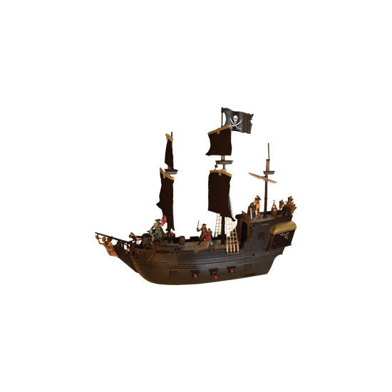 Pirates Of The Caribbean - Ultimate Black Pearl Pirate Ship Playset