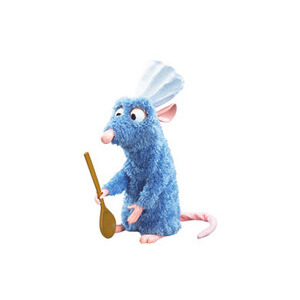 Photo of Ratatouille - Little Chef Remy Toy