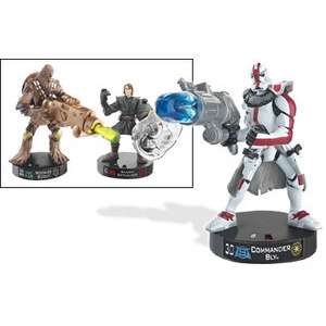 Photo of Star Wars Attacktix - Booster Pack Toy