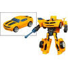 Photo of Transformers Fast Action Battlers - Plasma Punch Bumblebee Toy