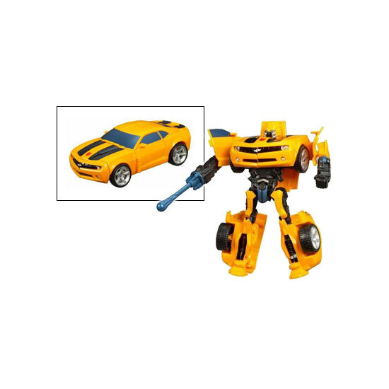 Transformers Fast Action Battlers - Plasma Punch Bumblebee