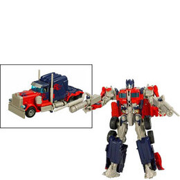 Transformers Movie Voyager - Optimus Prime Reviews