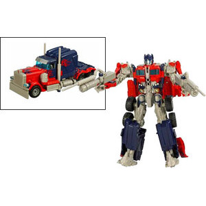 Photo of Transformers Movie Voyager - Optimus Prime Toy
