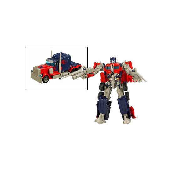 Transformers Movie Voyager - Optimus Prime