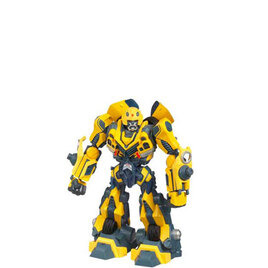 Transformers Cyber Stompin Bumblebee Action Figure Reviews