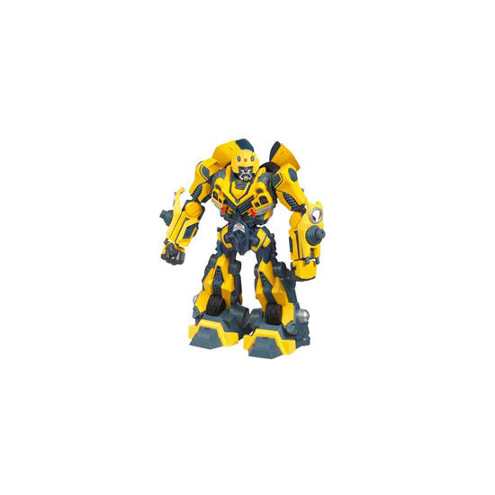 Transformers Cyber Stompin Bumblebee Action Figure