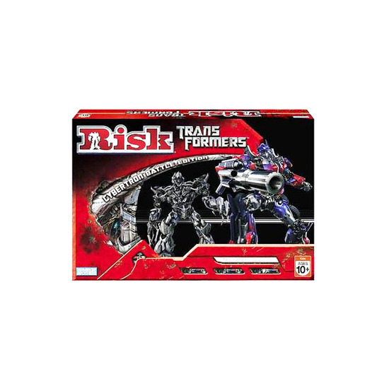 Risk - Transformers Cybertron Battle Edition