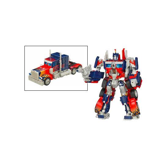 Transformers Movie Leader - Optimus Prime