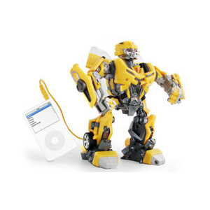 Photo of Transformers - Beatmix Bumblebee Toy