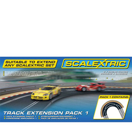 Scalextric - Track Extension Pack 1 Reviews