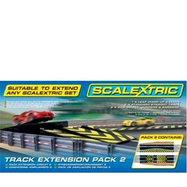 Scalextric - Track Extension Pack 2 Reviews