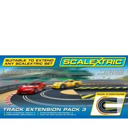 Scalextric - Track Extension Pack 3 Reviews