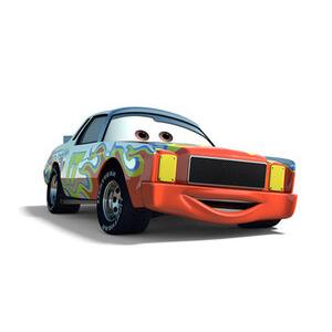 Photo of Disney Pixar Cars - Diecast - Darrell Cartrip Toy