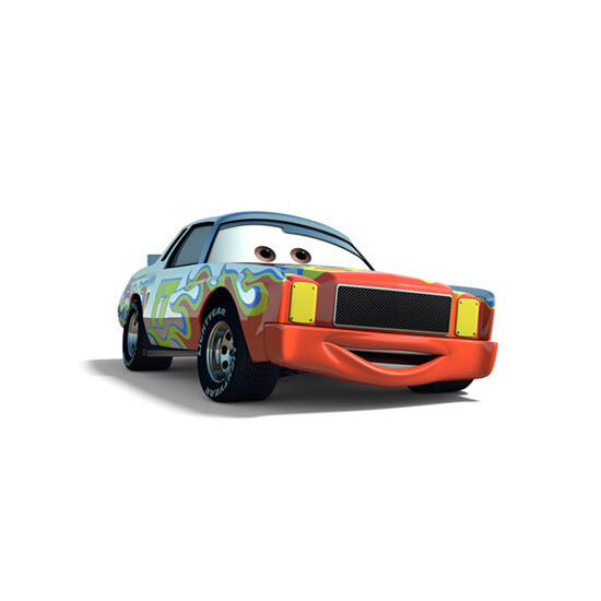 Disney Pixar Cars - Diecast - Darrell Cartrip
