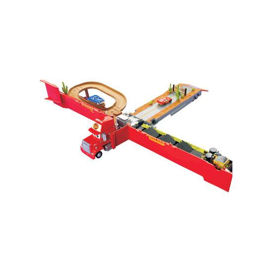 Disney Pixar Cars - Mega Mack Playtown
