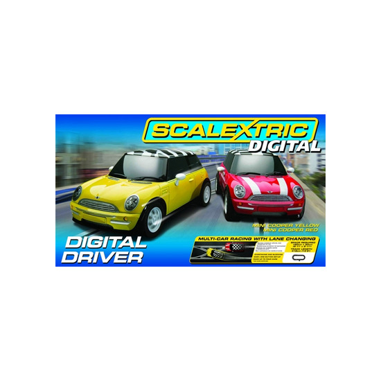 Scalextric Digital Driver