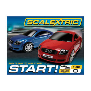 Photo of Scalextric Audi TT Start! Toy