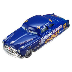 Photo of Disney Pixar Cars - Diecast - Fabulous Hudson Hornet Toy