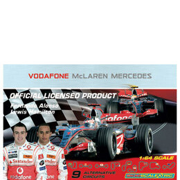 Micro Scalextric McLaren Set Reviews