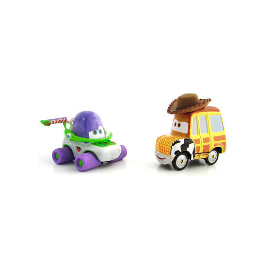 Disney Pixar Cars - Diecast Movie Moments - Buzz & Woody