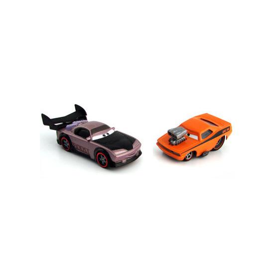 Disney Pixar Cars - Diecast Movie Moments - Boost & Snot Rod